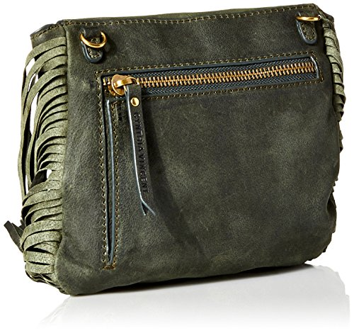 Fringe Green Cross Cynthia Body Bag Army Vincent Autum 0qwSxEC