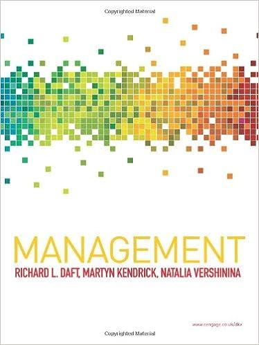 Richard L Daft Management 10th Edition Pdf Full Version Wu World Com