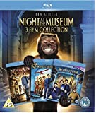 Night at the Museum 1-3 [Blu-ray] [2006]