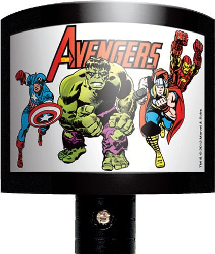 Marvel Avengers Characters Night 70248NL product image