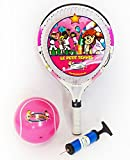 Le Petit Tennis Pink Racquet 17 Inches + Pink TENNIS BALL (Ages 2-3-4) NEW