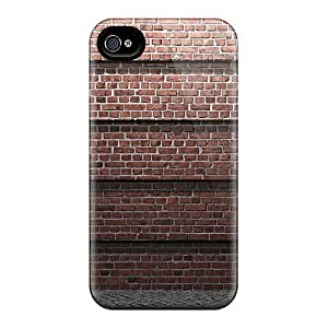 Ultra Slim Fit Hard Dana Lindsey Mendez Case Cover Specially Made For Iphone 4/4s- Fond