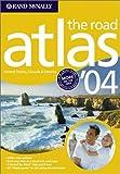 The Road Atlas 2004, Rand McNally, 0528845055
