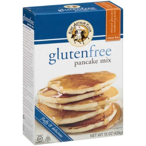 Gluten Free Pancake Mix (Pack of 24) by Generic (Image #1)