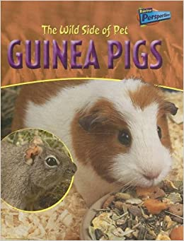 Book The Wild Side of Pet Guinea Pigs (Perspectives)