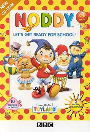 Noddy - Let's Get Ready for School: Amazon.co.uk: Software