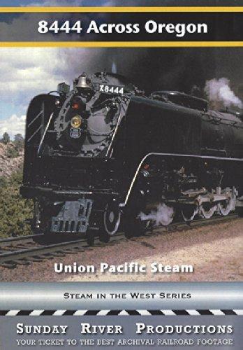 Amazon com: 8444 Across Oregon by Modern Steam: Modern Steam