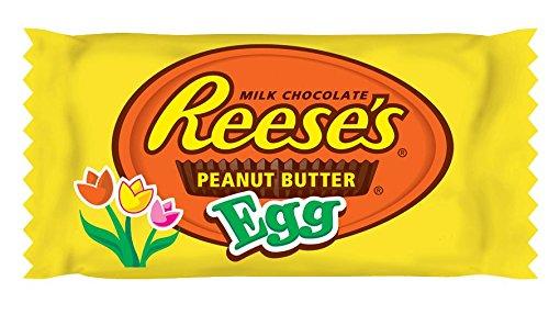 Reese's Easter Peanut Butter Eggs Bulk, 1lb.