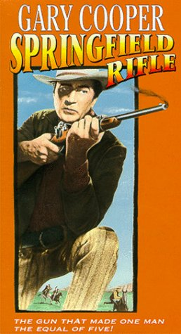- Springfield Rifle [VHS]