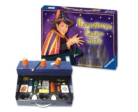 Ravensburger Zauberschule Zauberkasten Für 1 Spieler ab 8 Jahren