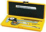 General Tools S004 Precision Measuring Kit