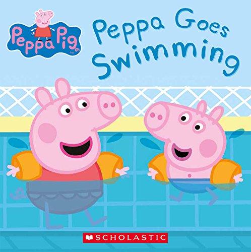 (Peppa Goes Swimming (Peppa Pig))