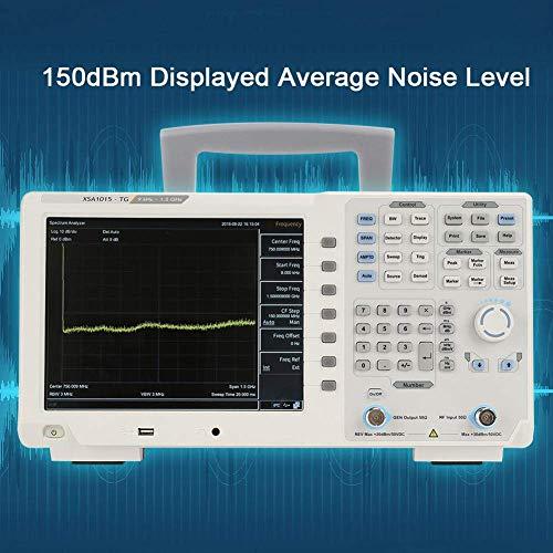 (OWON XSA1015-TG Spectrum Analyzer 9 kHz - 1.5 GHz 10.4
