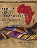 img - for Africa Bible Commentary: A One-Volume Commentary Written by 70 African Scholars book / textbook / text book