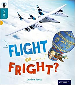 Book Oxford Reading Tree inFact: Level 9: Flight or Fright?