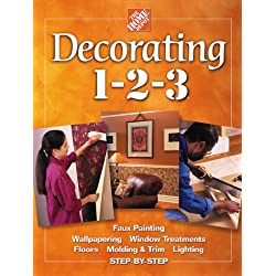 Decorating 1-2-3 (Home Depot ... 1-2-3)