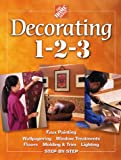 Decorating 1-2-3, The Home Depot, 0696211076