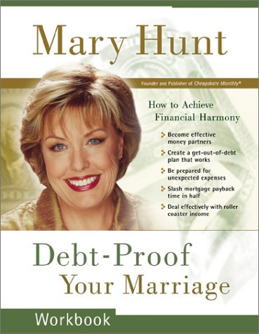 Debt-Proof Your Marriage Workbook: How to Achieve Financial Harmony PDF