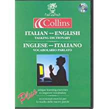 Collins Talking Italien English Dictionary