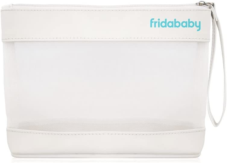 Large Health and Grooming Baby set by Fridababy | Big Bundle of Joy includes NoseFrida, Windi and other baby essentials for new parents