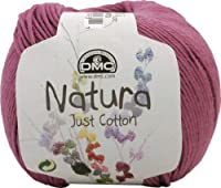 DMC Natura 50g about 155m col.33/Amaranto 5 coin set (japan import) by Dee MC