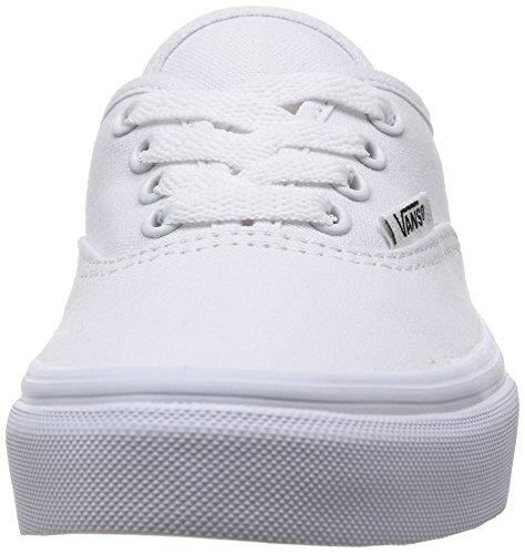 mixte Baskets enfant Wht Vans mode True Blanc K Authentic ZxIwqB1