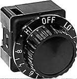 Infratech Input Heat Regulators Switch - 15 AMP Max