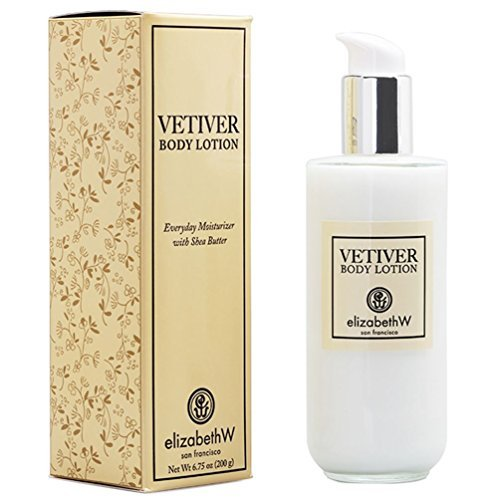 (elizabethW Vetiver Body Lotion 6.75 oz (200 g))