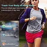 HuaWise Fitness Tracker, Waterproof Activity