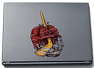 Laptopaufkleber Laptopskin Sport 071 - Hockeyschläger - 150 x 107 mm Aufkleber