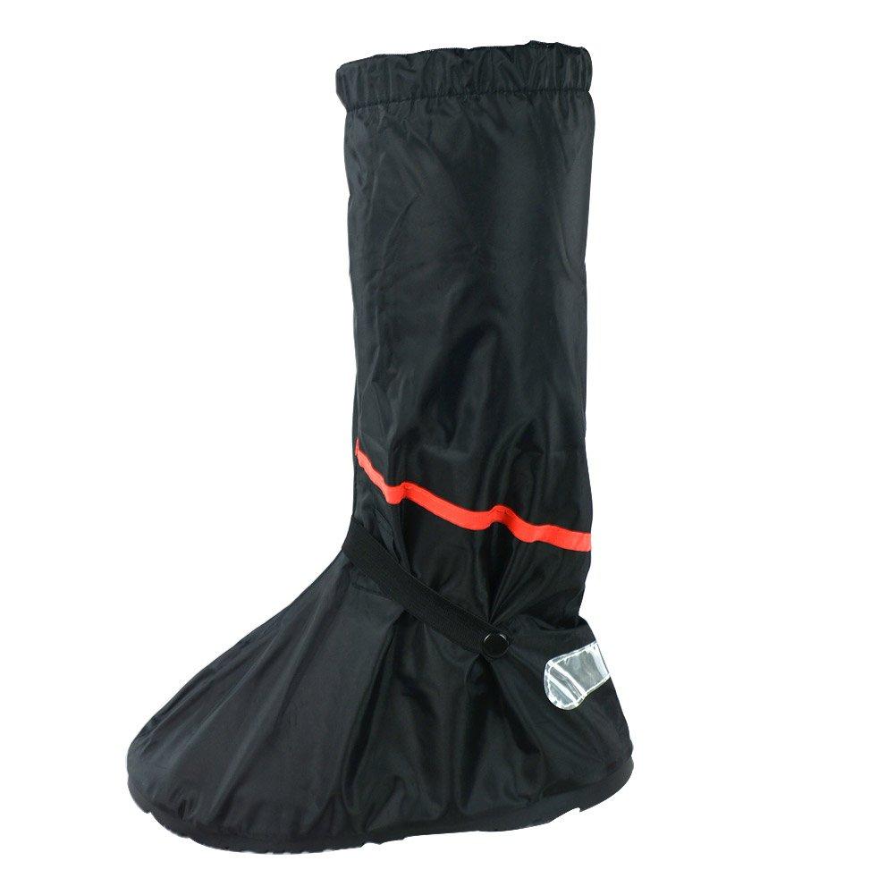 Thicken Waterproof Rain Snow Reusable Women Men XXL High Boots Shoes Cover