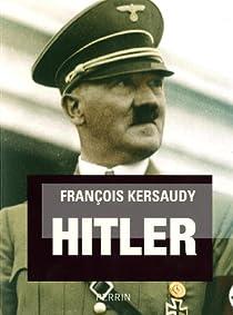 Hitler par Kersaudy