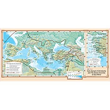 Amazon.com : Early Spread of Christianity and The Seven ...