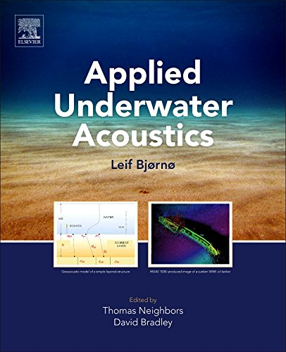 Applied Underwater Acoustics: Leif Bjørnø by Neighbors Thomas