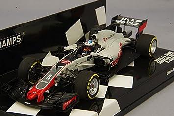 Minichamps 417189008 Haas F1 Team - Romain Grosjean ...