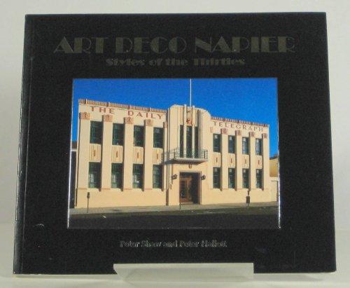 Read Online Art Deco Napier: Styles of the Thirties pdf epub