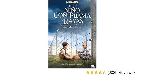Amazon.com: The Boy in the Striped Pajamas (El Nino con el Pijama de Rayas) [NTSC/REGION 4 DVD. Import-Latin America] by Mark Herman (Spanish sbutitles): ...