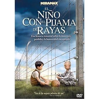 The Boy in the Striped Pajamas (El Nino con el Pijama de Rayas) [