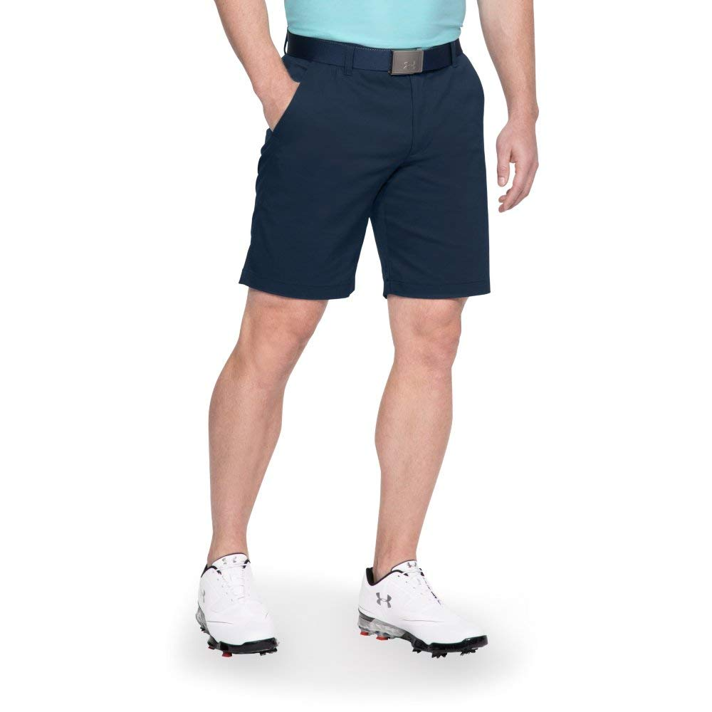 Under Armour Men's Showdown Golf Shorts, Academy (408)/Academy, 44 by Under Armour
