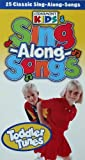 Cedarmont Kids Sing Along Songs: Toddler Tunes [VHS]