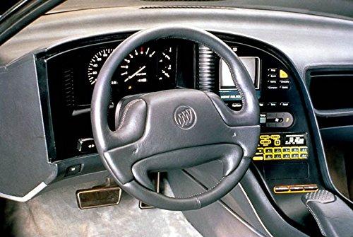 Amazon Com 1992 Buick Lucerne Concept Car Interior Automobile Photo
