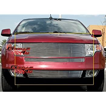 Aps Fits   Ford Edge Main Upper Billet Grille Insert Fa