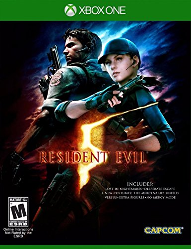 [Resident Evil 5 - Standard Edition - Xbox One] (Mercenaries 2 All Costumes)