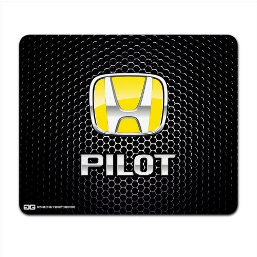 honda-pilot-yellow-logo-punch-grille-computer-mouse-pad