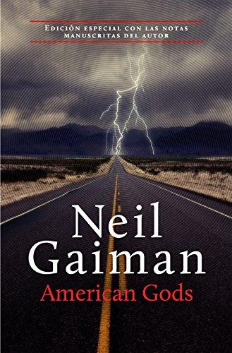 Descargar Libro American Gods ) Neil Gaiman