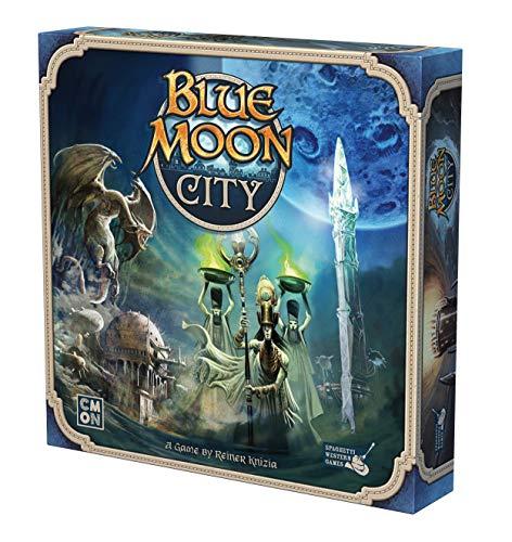 CMON BMC001 Blue Moon City, Game
