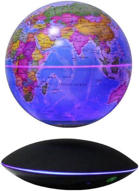Globo magnético de la levitación, Bola Flotante de 6 Que Gira ...