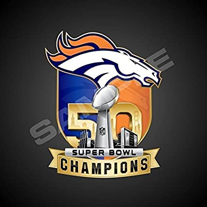 a4fe74b74357 Image Unavailable. Image not available for. Color  Denver Broncos Super ...