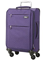 Skyway FL-Air-Air 20-Inch 4 Wheel Expandable Carry-On, Royal Paisley, One Size