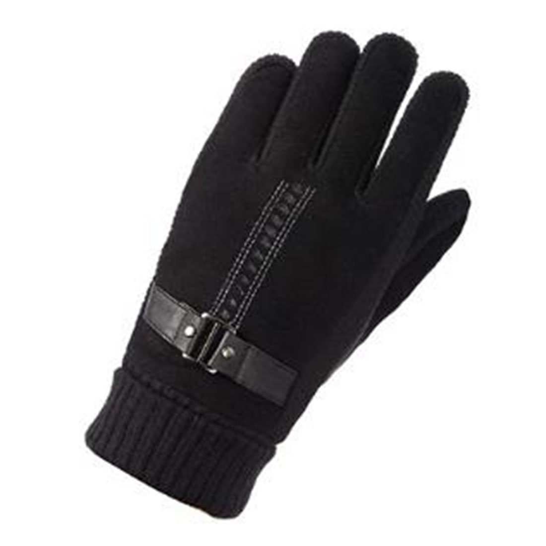 Little Chair Mens Touch Screen Winter Warm Gloves Outdoor Cycling Windproof Mitten